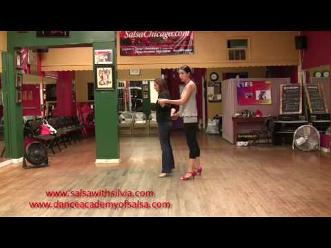 Salsa Lesson 21: Intermediate/Advanced Salsa Lead