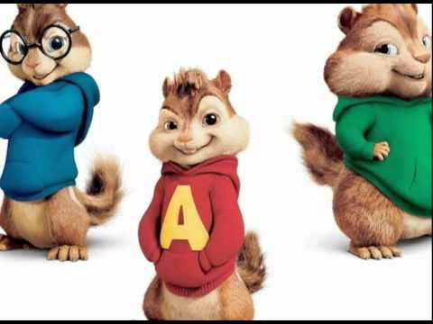 Nickelback Animals Chipmunk Version
