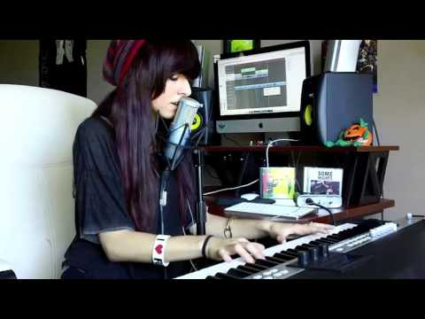 Me Singing - 'Some Nights' By Fun - Christina Grimmie Cover