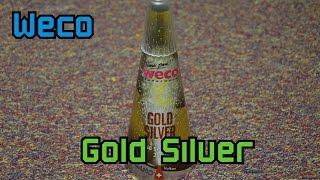Schweizer Vulkan - Weco Gold Silver - heftiger Auswurf