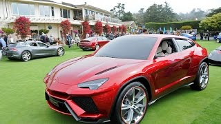 World's Top 10 Fastest SUV's in 2012