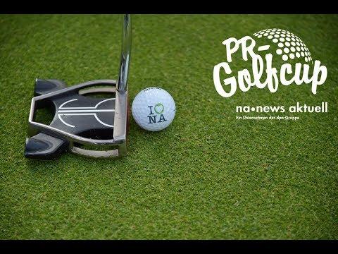 Fünfter PR-Golfcup von news aktuell: Get-together der Kommunikationsprofis im Golfclub München Eichenried