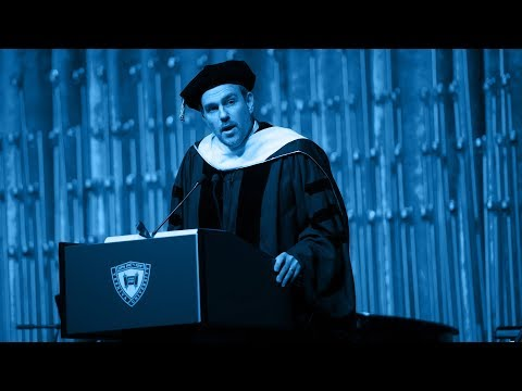 Bret Stephen Keynotes Yeshiva University's 2017 Hanukkah Dinner