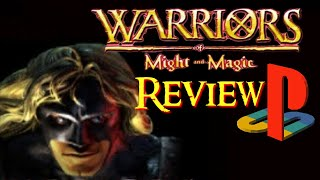 Warriors of Might and Magic Review (Retro)