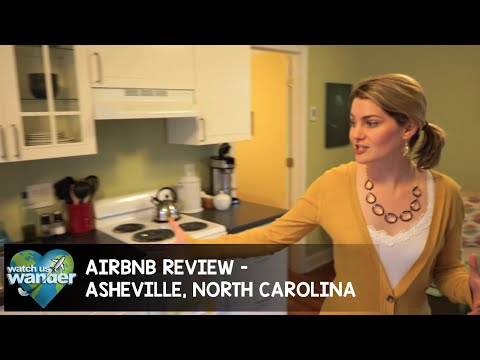 Airbnb Review - Asheville, North Carolina