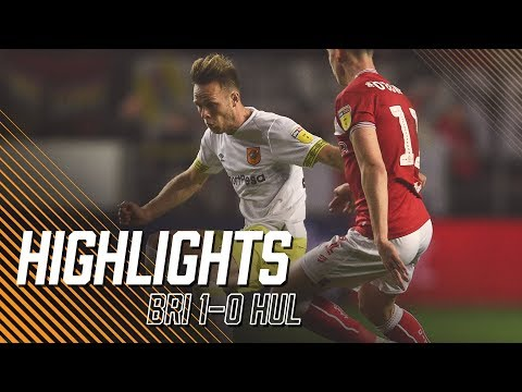 Bristol City 1-0 Hull City | Highlights