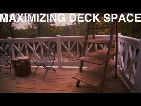 Maximizing Deck Space | The Garden Home Challenge With P. Allen Smith