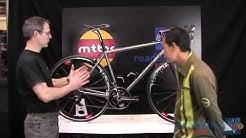 NAHBS 2012 - Ti Cycles Compact Road Bike