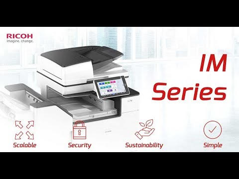 Gippsland Business Machines | Ricoh's NEW IM Series