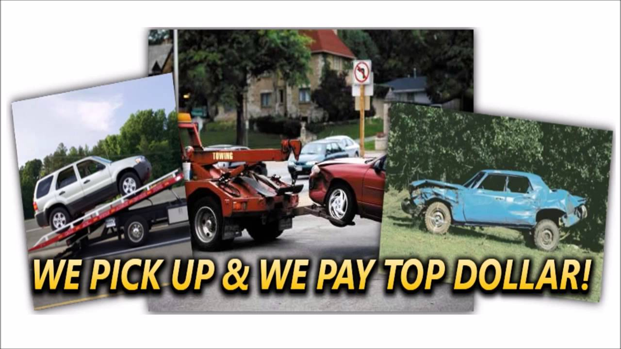 Extreme Cash for Junk Cars Houston TX - YouTube
