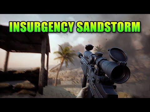 Insurgency Sandstorm Is Looking Good!