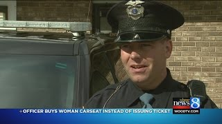 Officer Who Bought Car Seat Ticket Doesnt Solve Problem