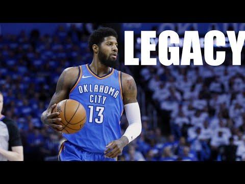 "Paul George ""Legacy"" Offset"