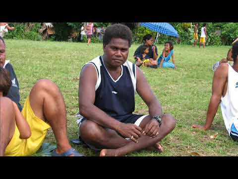 Solomon Islands,  Nukufero Village, Russell Is 2006