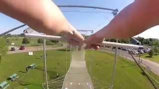 NY Trapeze School, L.I. | I.FLY Trapeze | POV