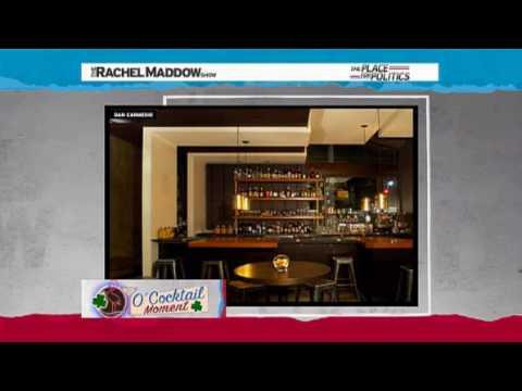 Rachel Maddow- A toast to St. Patricks Day