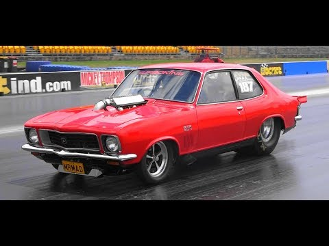 MR MAD RACING TORANA RETURNS