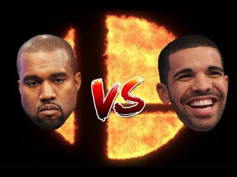 Kanye VS Drake Twitter Beef