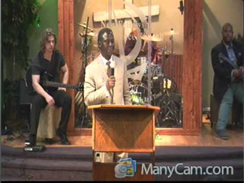 """""""Wait on The Lord"""" Pastor Thomas Mills"""