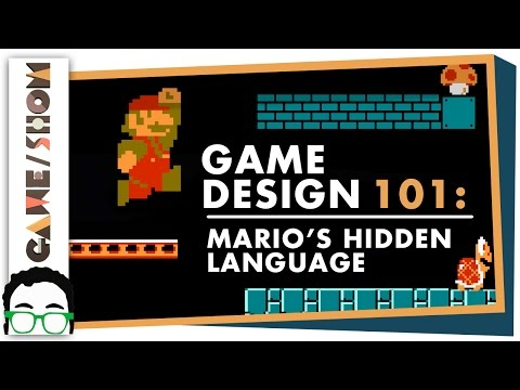 Game Design 101: Super Mario's Hidden Language | Game/Show | PBS Digital Studios