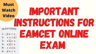 TS-EAMCET ONLINE EXAM ANSWER KEY AND RESULTS || BEST WAY TO STUDY ||
