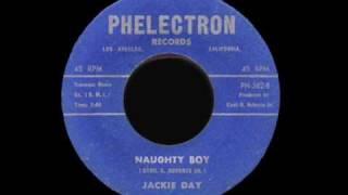 Jackie Day - Naughty Boy