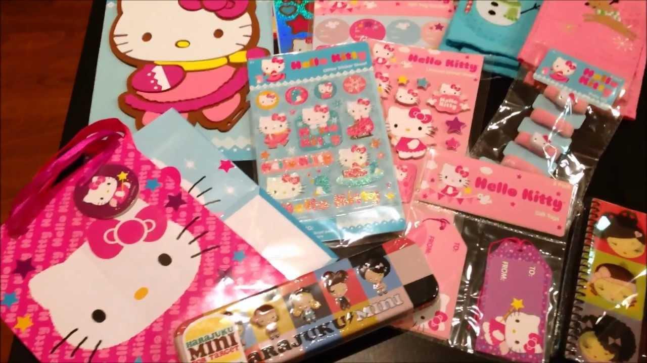 fe2afa8da Couponing/Shopping Haul at Target 12/30: Hello Kitty Clearance ...