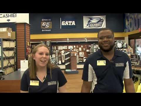 Georgia Southern University - Statesboro Campus Tour