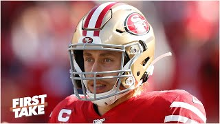 First Take ranks 49ers TE George Kittle 14th on NFL Primetime Players list