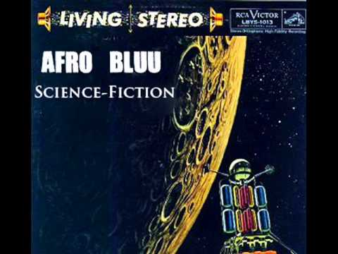 "AFRO BLUU    ""THE SOLAR SYSTEM"""