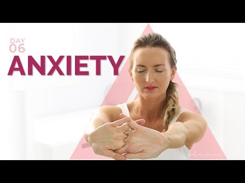 Day 6: Kundalini Yoga for Anxiety, Depression, & Lethargy | Meditation for Anxiety, Stress