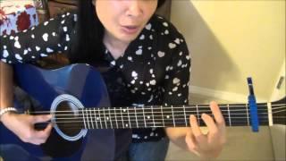 Dòng sông kỷ niệm (Guitar cover) - T.Truc