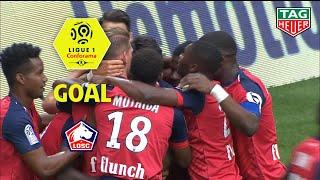 Goal XEKA (7') / LOSC - EA Guingamp (3-0) (LOSC-EAG) / 2018-19