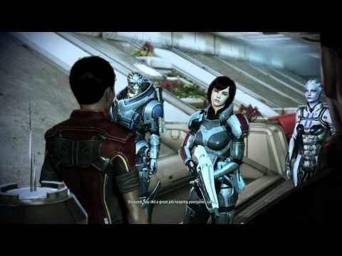 Mass Effect 3 David Archer