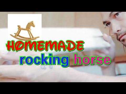 DIY Rocking horse