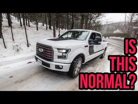 Is There Something Wrong With The 2017 Ford F-150?