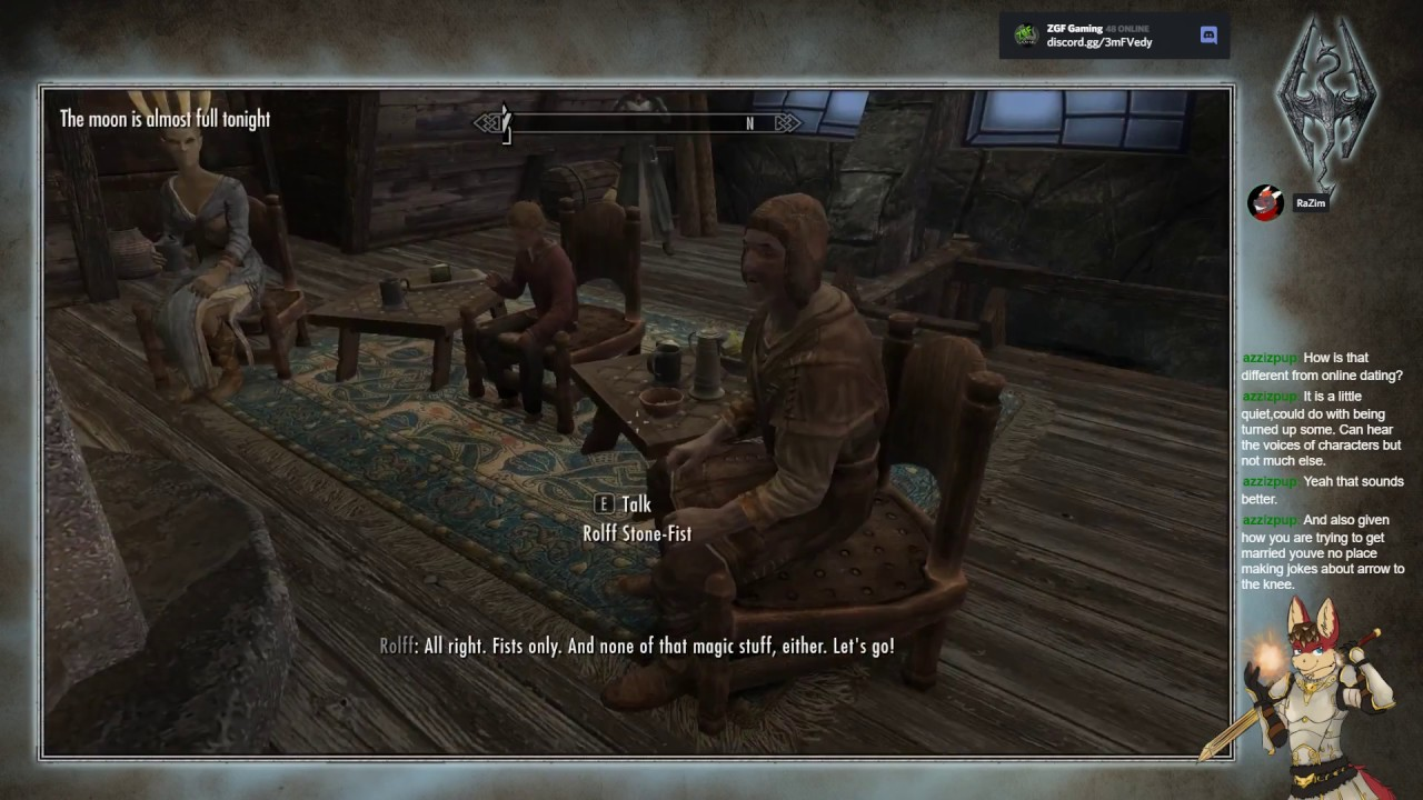 Let's Stream Skyrim - Cleaning up the Quest List