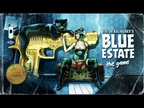 Blue Estate the game прохождение №2 Китайский флэш?) |