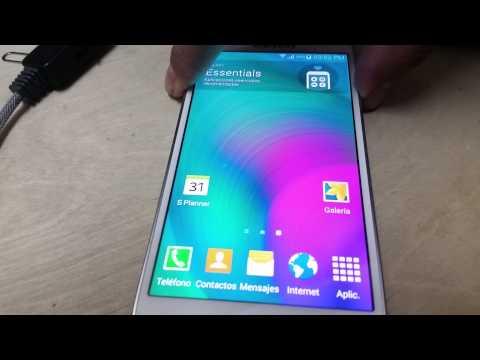 Unlock Samsung Galaxy E5 Nextel SM-E500M
