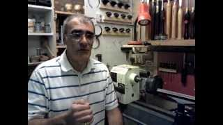 Wood Turning For Beginners - The Lathe