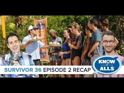 Survivor Know-It-Alls   Ghost Island Episode 2 Recap