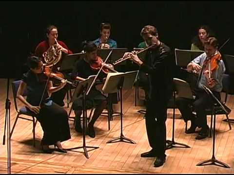 Concerto for Flute in G Major, K. 313, II. Adagio ma non troppo by W.A. Mozart