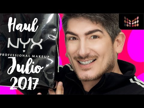 NYX Profesional Makeup Super  Haul de Compras