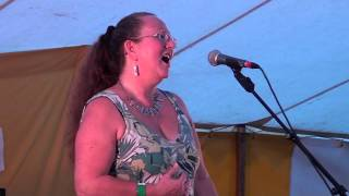 Hilary Ward@Moira Furnace Folk Festival 2013
