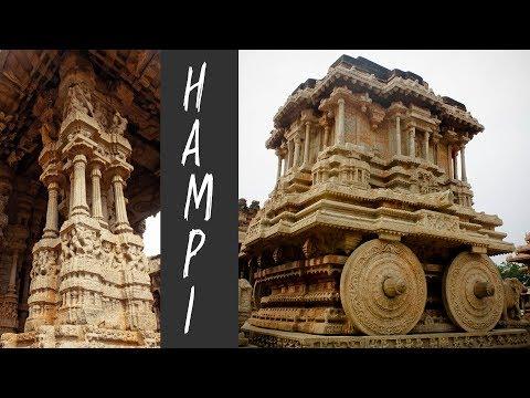 [Part 2] Solo Roadtrip to the Ruins of Hampi, Karnataka   Mumbai to Hampi   UNESCO WORLD HERITAGE
