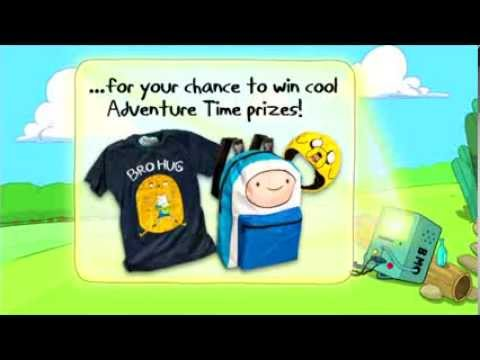 Do You Like Adventure Time? Competition (Win a Fantastic Prize)