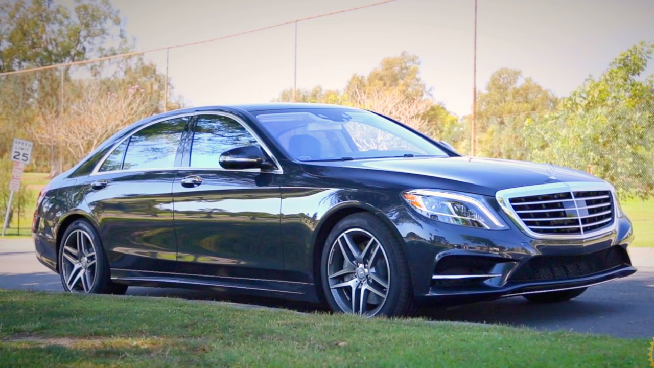 Attractive 2014 Mercedes Benz S Class   Review And Road Test   YouTube