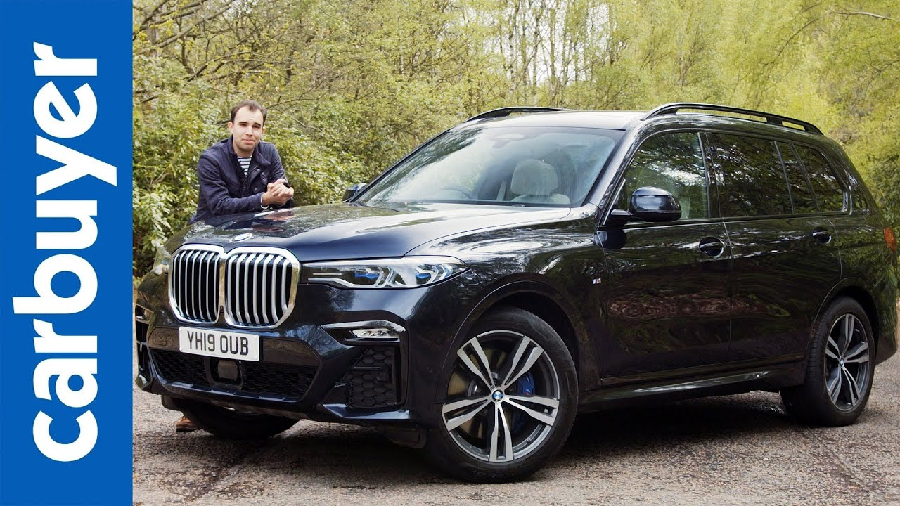 BMW X7 SUV 2019 in-depth review - Carbuyer