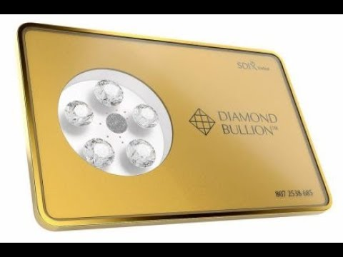 DIAMOND BULLION NEW INVESTMENT IDEA | DIAMOND TRADING