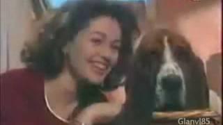 """Заставка сериала """"Карин и ее собака""""."""